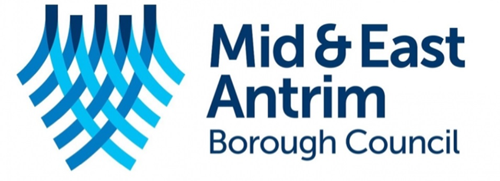 Mid & East Antrim Borough Council Logo
